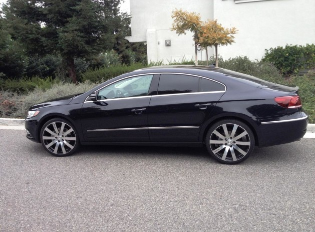 "20"" MMR wheels Window tint (limo)"