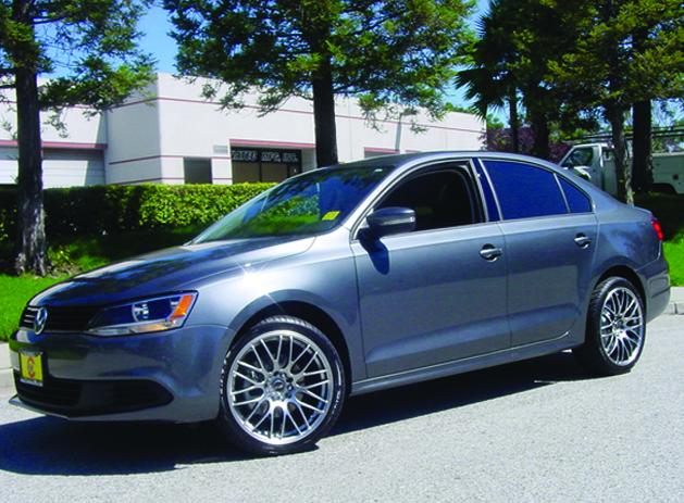 """18"""" MSR wheels Window tint"""