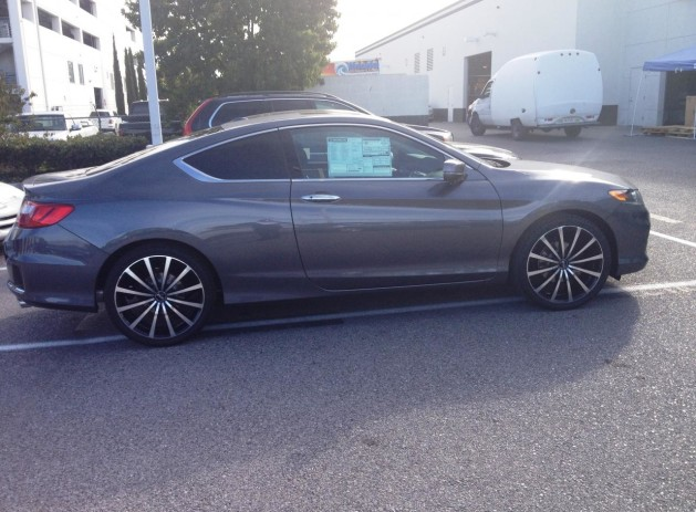 """20"""" MSR wheels Painted calipers  Tinted rear windows Carbon Fiber roof wrap"""