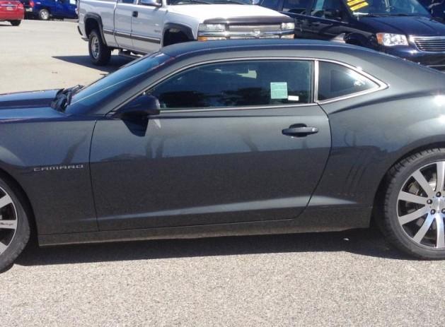 "20"" MRR wheels  Tinted windows Upper & lower Phantom grille Lowered"